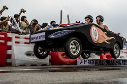 Red Bull Soapbox London 2013